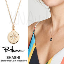 SHASHI【ロンハーマン取扱】Starbrust Coin Necklace