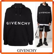 GIVENCHY EMBROIDERED HOODIE