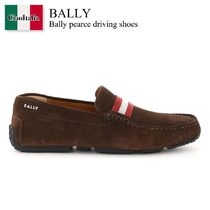 Bally pearce driving shoes
