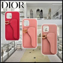 【DIOR】21SS SADDLE IPHONE 12 & 12 PRO CASE 3colors ケース
