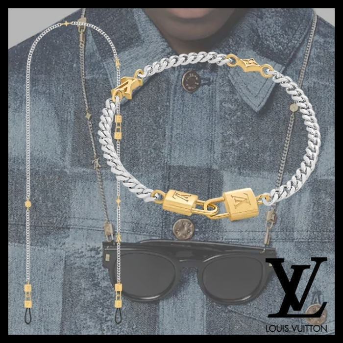 21FW新作 国内発送Louis Vuitton★ チェーン・3 IN 1 (Louis Vuitton/アクセサリーその他) M00347