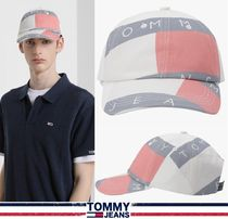 Tommy Jeans★正規品★Heritage Flag ボールキャップ/安心追跡付