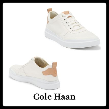 (17315)Cole Haan ☆Grand Prix Rally Canvas Court スニーカー