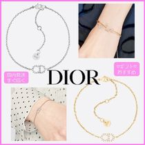 DIOR CLAIR D LUNE ブレスレット CDロゴ☆ギフト◆国内発送◆