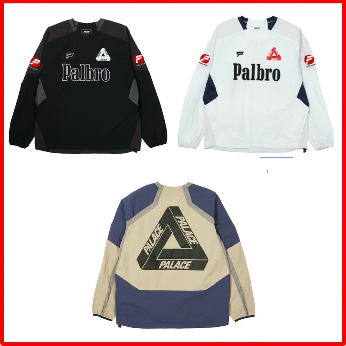 Palace Skateboards★送料・関税込み★スポーツシェルクルータン (Palace Skateboards/トップスその他) 70439086