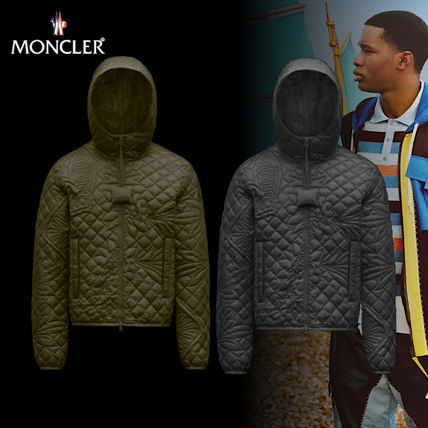 MONCLER〈1 MONCLER JW ANDERSON〉WHITBY ジャケット GRN/BLK