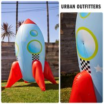 Urban Outfitters(アーバンアウトフィッターズ) バストイ・水遊びグッズ ☆お庭で水遊び☆【Urban Outfitters】ロケット型スプリンクラー