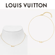 Louis Vuitton◇コリエ・プティ ルイ◇ネックレス