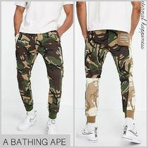 A BATHING APE(アベイシングエイプ) パンツ・ボトムスその他 《AAPE By A BATHING APE》アベイシングエイプ★迷彩パンツ