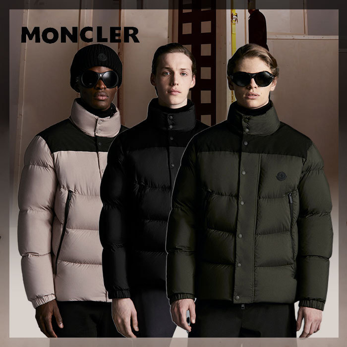 MONCLER モンクレール Timsit ダウンジャケット (MONCLER/ダウンジャケット) G20911A0003353333