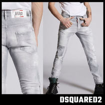 【D SQUARED2】SKATER JEANS ディースクエアード