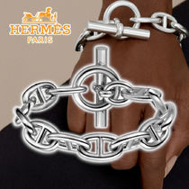 HERMES 20AW Chaine d'Ancre bracelet Silver ブレスレット