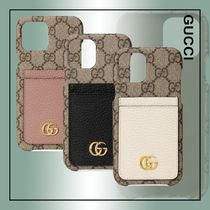 GUCCI☆GG Marmont iPhone 12 Pro ケース