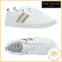 【TED BAKER・送料込】BAILY ロゴ入りスニーカー