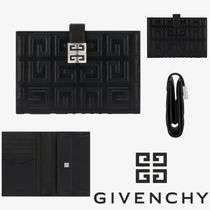 GIVENCHY【入手困難】洗練された☆HIGH FREQUENCY 4G WALLET☆