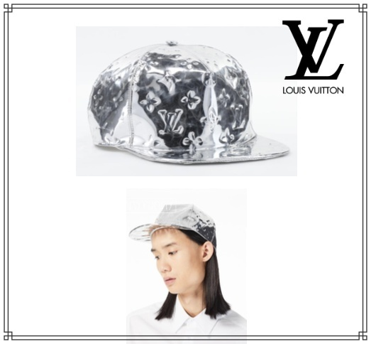 《21AW SHOW★》ルイヴィトン MIRROR  MIRROR キャップ (Louis Vuitton/キャップ) 70506570