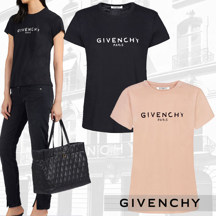 【GIVENCHY】ヴィンテージロゴTシャツ (GIVENCHY/Tシャツ・カットソー) 70508522