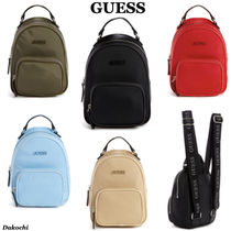 GUESS◆ロゴ ミニ バックパック◆McCook Mini Backpack