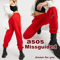 *ASOS*Missguided* 90's ジョガー パンツ (送料/関税 込み)
