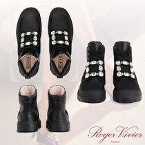 21SS★ROGER VIVIER★Stivaletti Walky Viv' Lace Up ブーツ