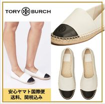 SALE【Tory Burch】モノトーンフラットシューズ 送料・関税込み