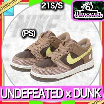 UNDEFEATED × NIKE [ PS ] DUNK LOW SP アンディフィーテッド