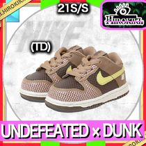 UNDEFEATED × NIKE [TD]  DUNK LOW SP アンディフィーテッド