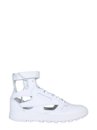 X Reebok GLADIATOR LEATHER SNEAKERS グラディエーター