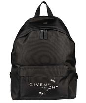 【21AW】Givenchy BK508HK17P ESSENTIAL U RING LOGO Backpack