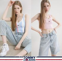 Tommy Jeans★正規品★Crop Sleeveless Top タンク/安心追跡付