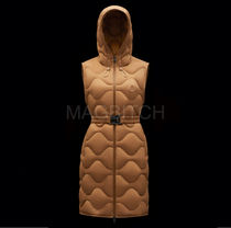 2021-22AW MONCLER Liveche ロングダウンジレベスト 本店買い付