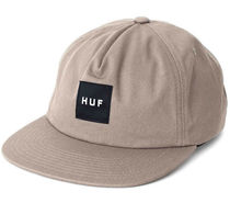 HUF Essential Unstructured Box Snapback Hat Cap キャップ