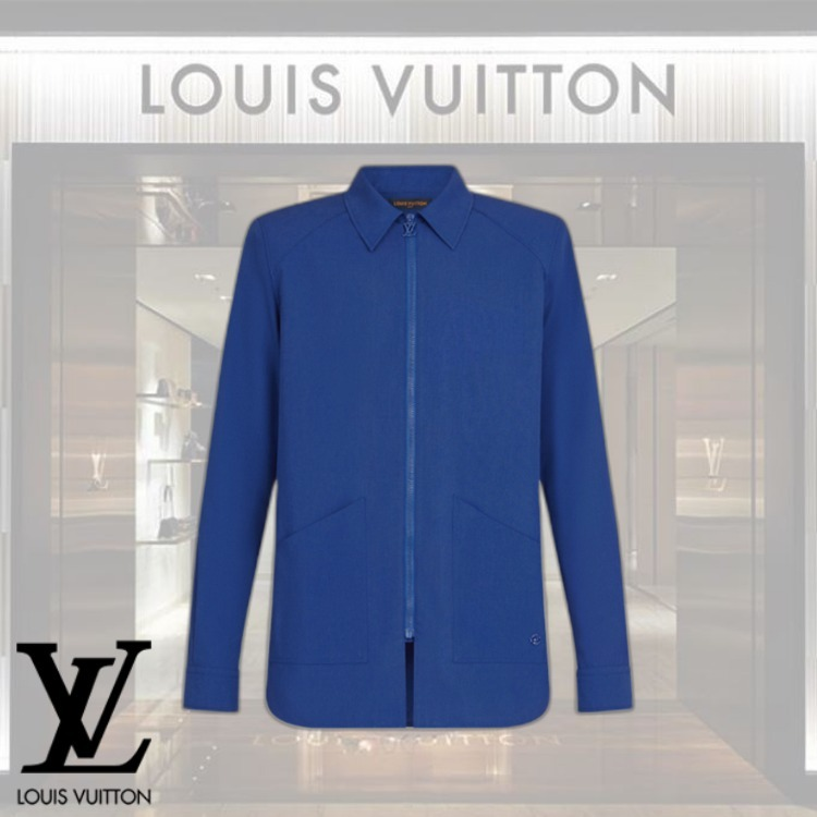 【LouisVuitton直営店買付】 ハイブリッドバックパックシャツ (Louis Vuitton/Tシャツ・カットソー) 1A8PAF