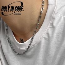 HOLY IN CODE(ホーリーインコード) ネックレス・チョーカー No.8864 pit chain necklace