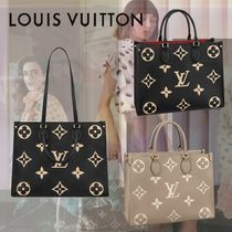 [MM,限定セール] LOUIS VUITTON - オンザゴー MM (2color)