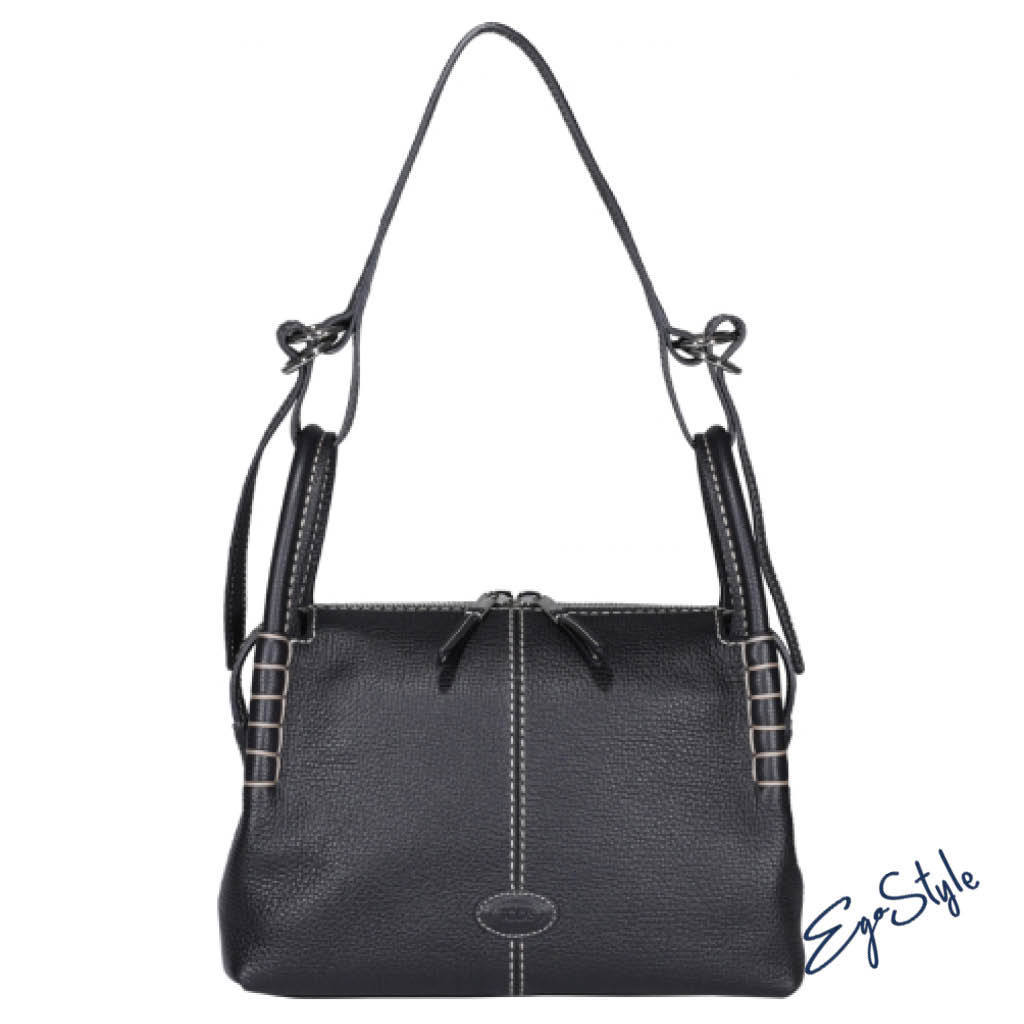 BAULETTO IN PELLE SMALL (TOD'S/ボストンバッグ) XBWAOZH0200QDSB999  XBWAOZH0200/QDSB999  XBWAOZH0200 QDSB999