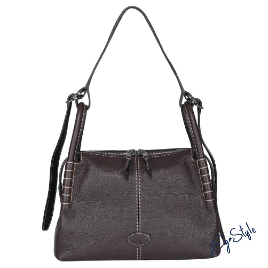BAULETTO IN PELLE SMALL (TOD'S/ボストンバッグ) XBWAOZH0200QDSS611  XBWAOZH0200/QDSS611  XBWAOZH0200 QDSS611