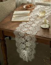 【DECO VIEW】Rosalind Lace Table Runner  110*28cm