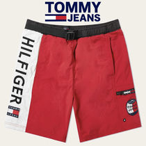 【Tommy Jeans】サマーロゴ ショーツ