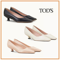 TOD'S(トッズ) パンプス TOD'S☆PUMPS☆パンプス☆送料込
