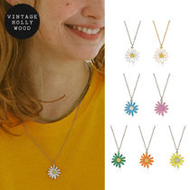 VINTAGE HOLLYWOOD(ヴィンテージハリウッド) ネックレス・チョーカー ★VINTAGE HOLLYWOOD★Vintage Daisy Necklace★New Color