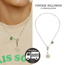 VINTAGE HOLLYWOOD(ヴィンテージハリウッド) ネックレス・チョーカー VINTAGE HOLLYWOOD Swing Daisy Charm Necklace BBH1898