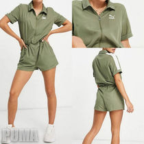 【PUMA】★New color★クラシック woven playsuit 送料込