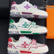 【LV】21AW LV trainer line sneakers 3colors スニーカー