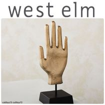 West Elm【人気急上昇】Hand Object on Stand 2個セット☆