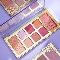 tarte☆8色アイ&チークパレット☆Maneater Guide To Glam