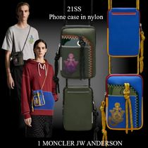 21SS★新作★1 MONCLER JW ANDERSON★Phone case in nylon