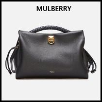 Mulberry(マルベリー) トートバッグ ☆Mulberry☆IRIS TOTE BAG 正規品