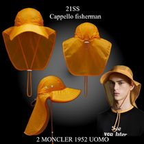 21SS★新作★2 MONCLER 1952★Cappello fisherman ハット