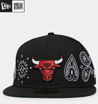 【NEW ERA】ペイズリー刺繍シカゴブルズPaisley 59FIFTY Fitted